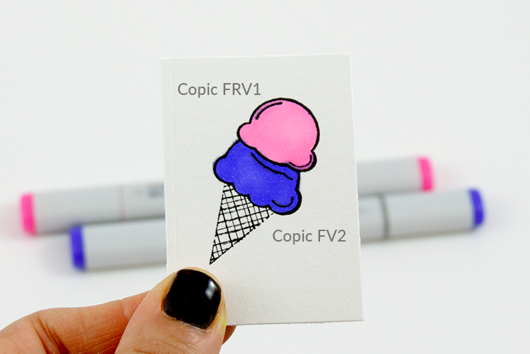 Josefina Fernandez Illustrations- neon art supplies 2