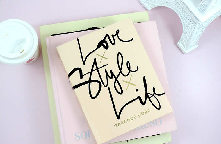 currently reading Love X Style x Life Garance Dore