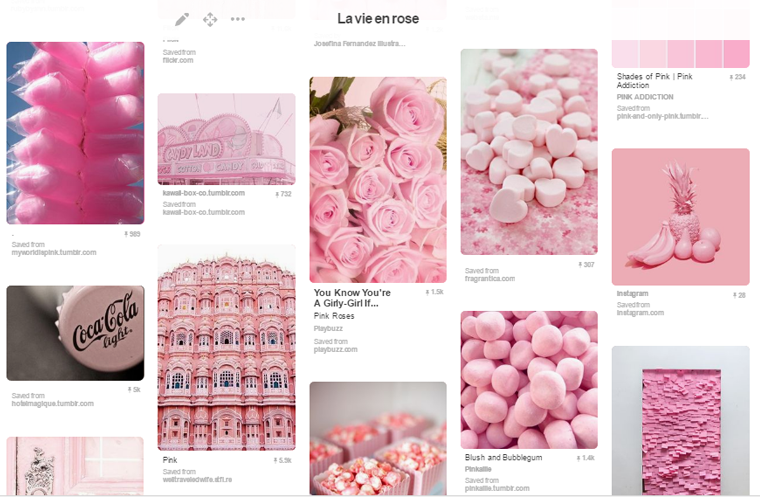 Pink inspo ♥