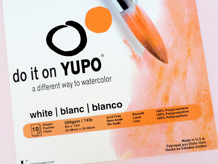 Yupo Watercolor paper review