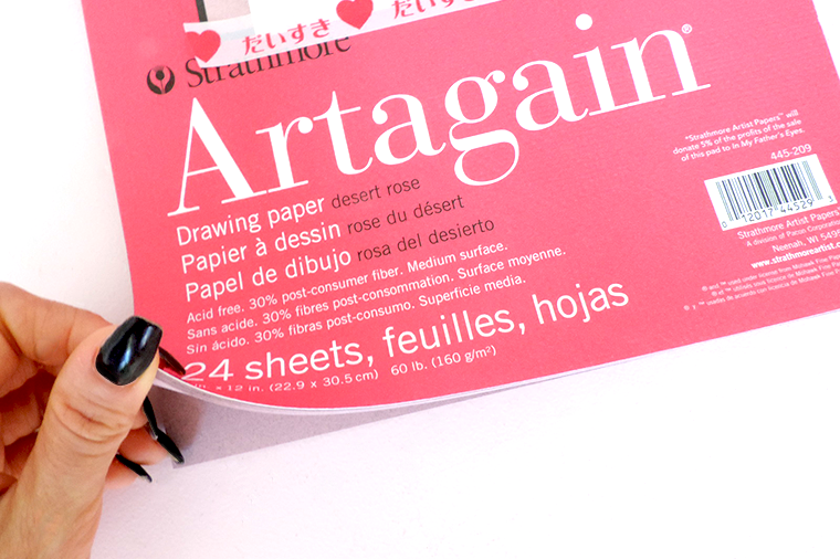 Artagain desert rose strathmore review