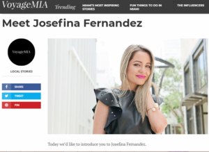 miami fashion illustrator josefina fernandez voyage mia interview