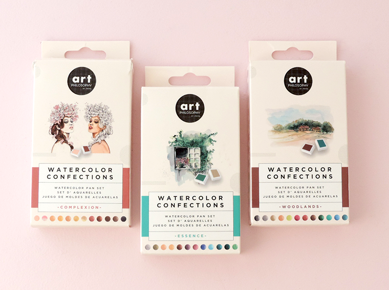 new prima watercolor sets review and swatches complexions woodlans essence