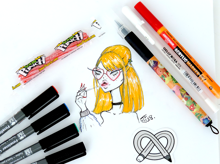 October artsnacks box reveal josefina fernandez