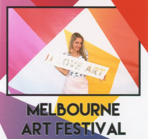 Live sketching for Lexus at the Melbourne art festival